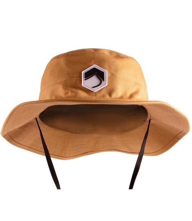 Liquid Force Shady Sun Hat Tan Cotton