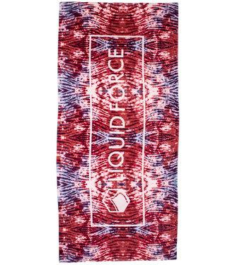 Liquid Force Tie Dye Towel