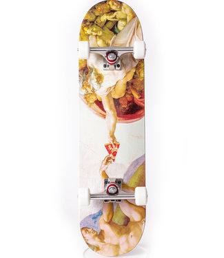 Pizza Skateboards 8.125 Michaelangelo Complete Skateboard
