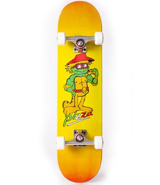 "Pizza Skateboards 7.75"" Mutant Complete Skateboard"