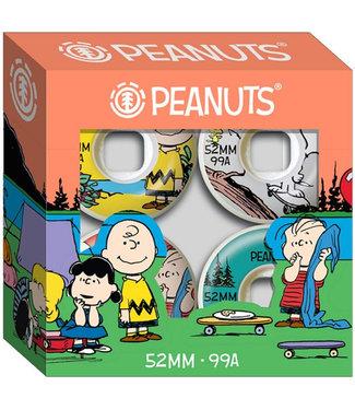 Element Peanuts Squad 52 mm Skateboard Wheels