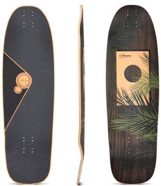 Loaded Omakase Longboard Deck Palm