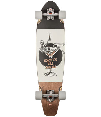 Globe The All Time 36 Excess Longboard Complete