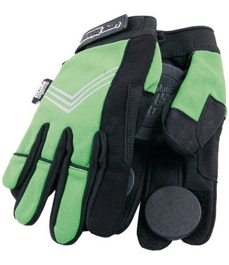 Long Island Curly Glove Green