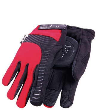 Long Island Mac Slide Glove Red