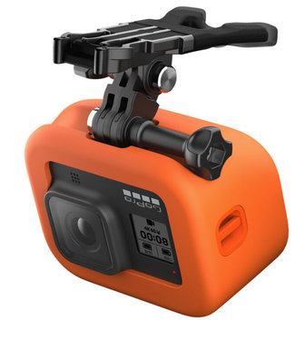 GoPro HERO 8 Black Bite Mouth Mount + Floaty