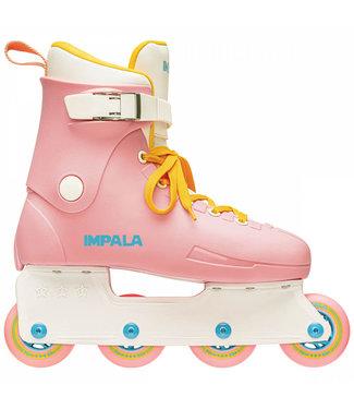 Impala Lightspeed Inline Street Skate Pink/Yellow