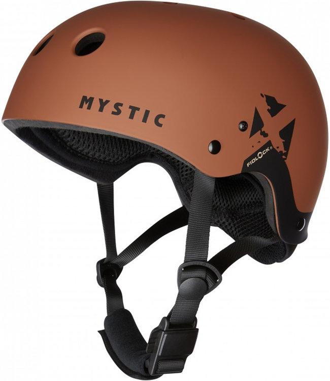 Mystic MK8 X Helmet Rusty Red