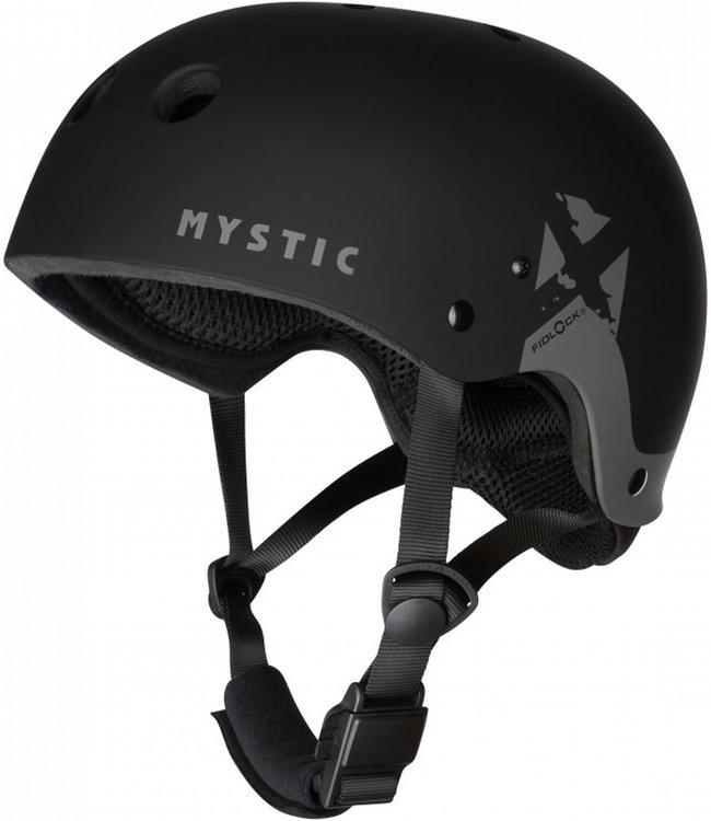 Mystic MK8 X Wake Helmet Black 2021