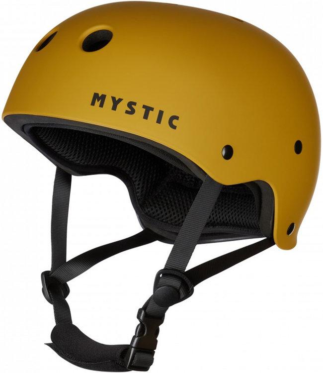 Mystic MK8 Helmet Mustard 2021