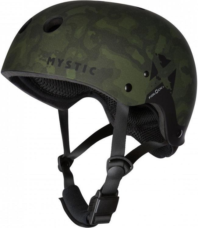 Mystic MK8 X Helmet Camouflage 2021