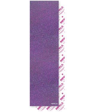 """Impala Purple Sparkle 9"""" Skateboard Griptape"""
