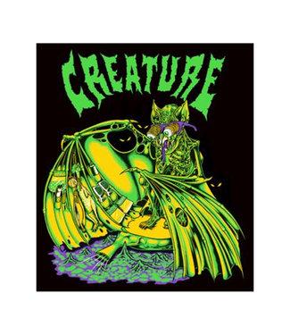 Creature Trader Vinyl Sticker