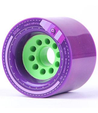 Orangatang Kegel 80mm/83A Purple Longboard Wheels