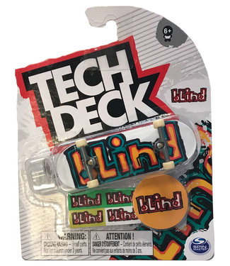 Tech Deck Blind Complete Fingerboard OG Logo