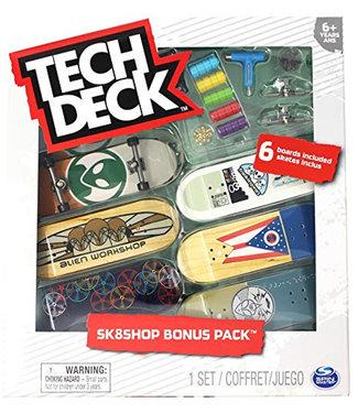 Tech Deck Sk8shop Bonus Pack Alien Workshop Fingerboards