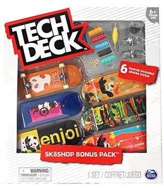 Tech Deck Sk8shop Bonus Pack Enjoi Fingerboards