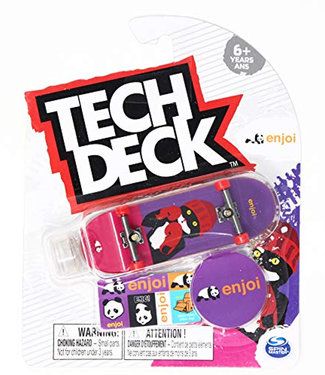 Tech Deck Enjoi Complete Fingerboard Catty Pacqmeow