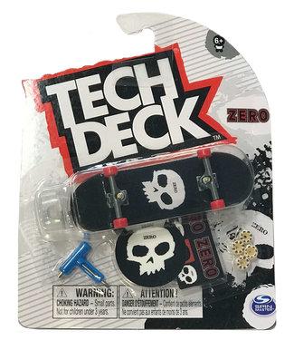 Tech Deck Zero Complete Fingerboard Single Skull