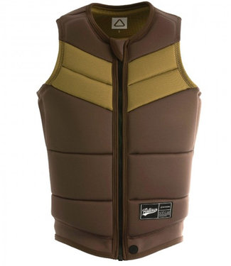 Follow Primary Mens Impact Jacket Brown 2021