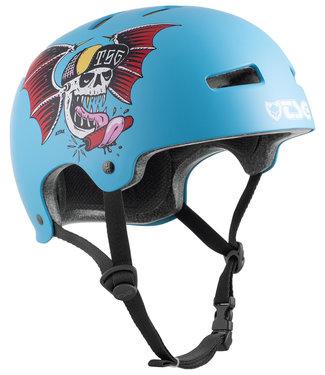 TSG Evolution Firecracker Graphic Design Skate Helmet