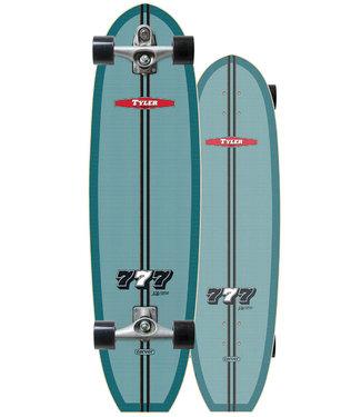 "Carver Tyler 777 36.5"" C7 Surfskate Complete"