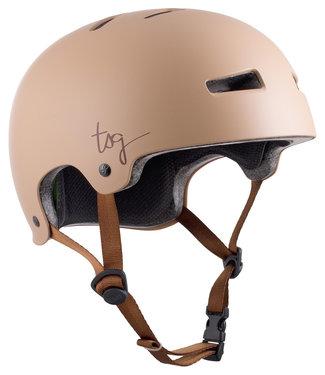 TSG Women Evolution Satin Desert Dust Skate Helmet
