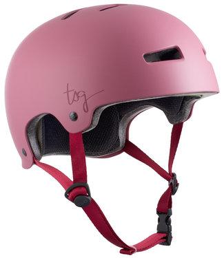 TSG Women Evolution Satin Sakura Skate Helmet