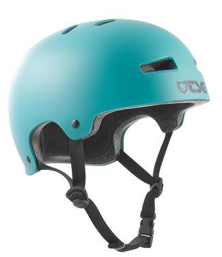 TSG Evolution Satin Cauma Green Skate Helmet
