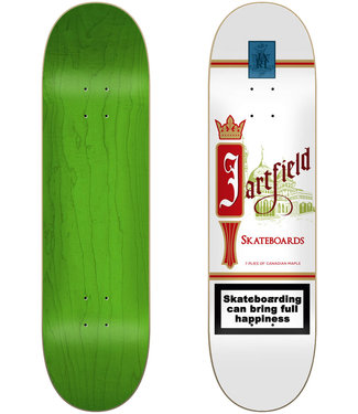 "Jart Life 8.125"" LC Skateboard Deck"