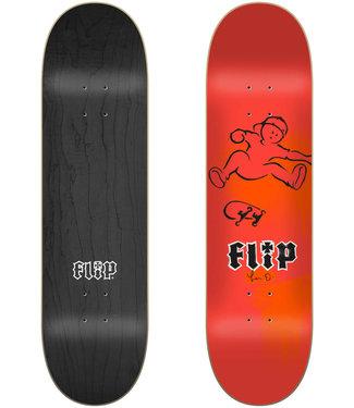 "Flip Oliviera Doughboy 8.13"" Skateboard Deck"
