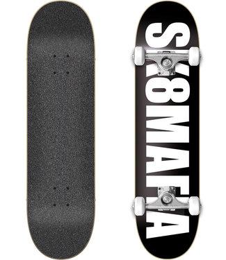 """Sk8Mafia OG Logo Black 7.87"""" Skateboard Complete"""