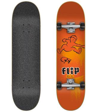 "Flip Oliviera Doughboy 7.87"" Skateboard Complete"