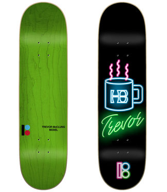 "Plan B Neon Trevor 8.125"" Skateboard Deck"
