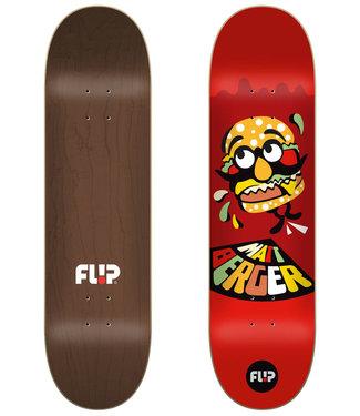 """Flip 8.25"""" Berger Block Skateboard Deck"""