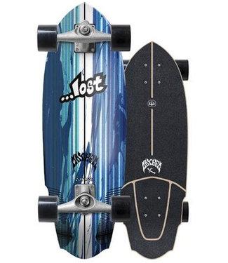 """Carver x Lost V3 Rocket 30"""" C7 Surfskate Complete"""