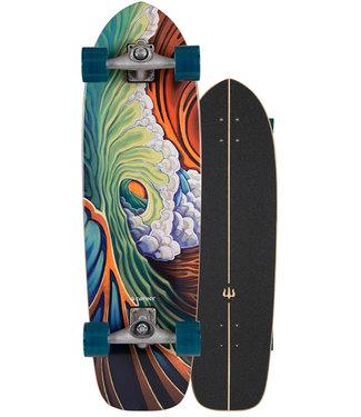 """Carver Greenroom 33.75"""" CX Surfskate Complete"""