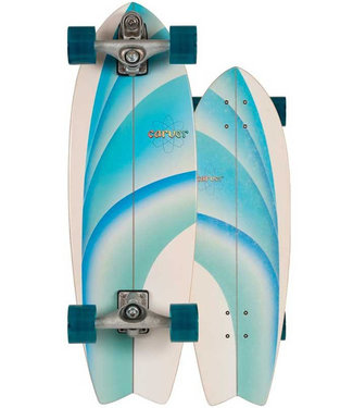 "Carver Emerald Peak 30"" C7 Surfskate Complete"
