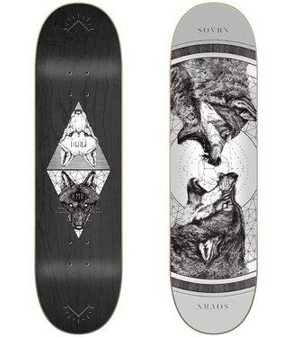 sovrn Geri & Freki 8.25″ Skateboard Deck
