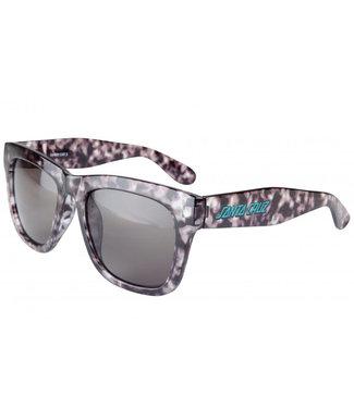 Santa Cruz Womens Sunglasses Strip II Grey Tortoiseshell O/S