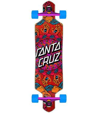 "Santa Cruz Mandala Hand 41"" Complete Longboard"