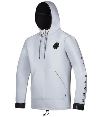 Mystic The One Sweat 4 mm White Neoprene Jacket