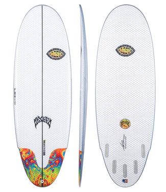 "Lib Tech Lost Freak Flag Bean Bag 5'4"" Surfboard"