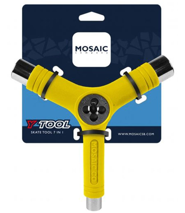 Mosaic Y-Skate Tool Yellow