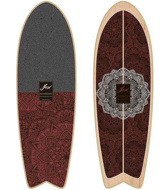 "YOW Huntington Beach 30"" Power Surfing Series Deck"