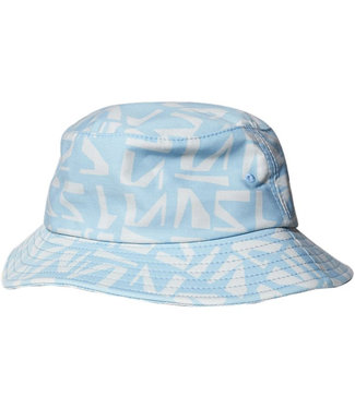 Vissla Primitive Eco Bucket Hat Stone Blue