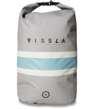 Vissla 7 Seas 35L Dry Backpack Grey