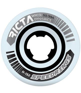 Ricta Speedrings Wide 53mm 99A Skateboard  Wheels