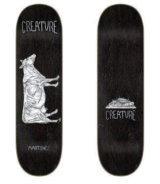 "Creature 8.6"" Martinez La Vaca Argentina Skateboard Deck"