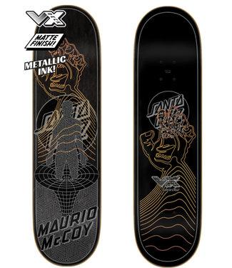 "Santa Cruz 8.25"" McCoy Transcend VX Skateboard Deck"